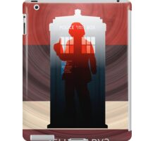 "4th Doctor ""Jelly Baby?""  iPad Case/Skin"