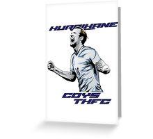 Harry Kane: HURRIKANE Greeting Card