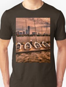 Charles River, Boston MA, USA Unisex T-Shirt