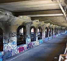 Abandoned Subway by BillK