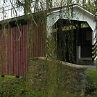 Lancaster County Covered Bridge by Kissy