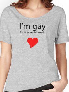 Gay 4 Beards Women's Relaxed Fit T-Shirt