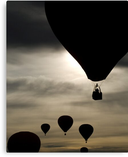 Up and Away by Mitchell Tillison