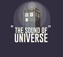 The Sound of Universe Unisex T-Shirt