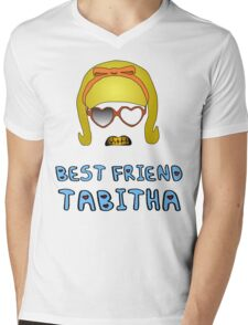 Best Friend Tabitha Mens V-Neck T-Shirt