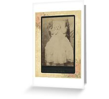 FANNIE BELLE STOTTS Greeting Card