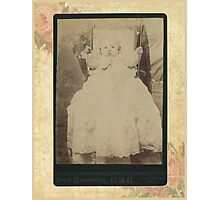 FANNIE BELLE STOTTS Photographic Print