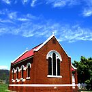 Country Church by Natalie Ord