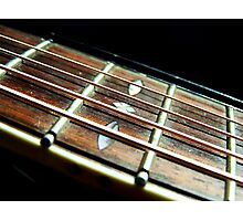 Tanglewood Fret Photographic Print