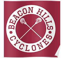 Beacon Hills Lacrosse Poster