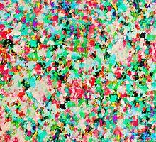 Informel Art Abstract by Medusa81