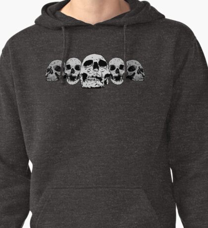 Faces of Death Pullover Hoodie