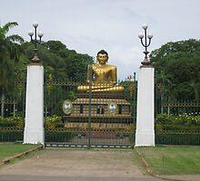 Botanical Gardens Sri Lanka by Camille Jackson