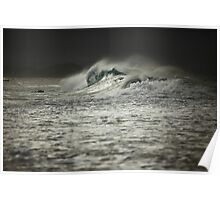 Cyclonic - Snapper Rocks Poster