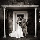 Dawn & Ross, Hipping Hall by beanphoto