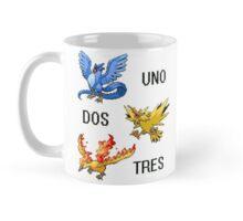 ArticUNO ZapDOS MolTRES Mug
