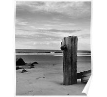 Folly Beach Silenced Poster