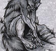 Werewolf by Mayra Boyle