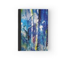 Winter..The Trees...Grateful Hardcover Journal