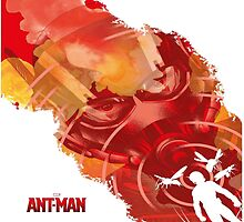 The Ant-Man by stefanimorse