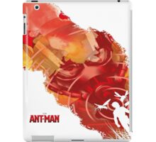 The Ant-Man iPad Case/Skin