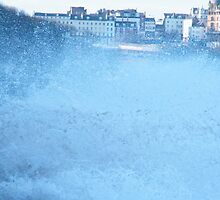 Mighty Splash by TREVOR34