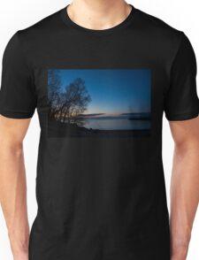 Lake Ontario Blue Hour Unisex T-Shirt
