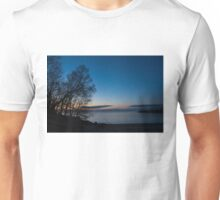 Lake Ontario Blue Hour Unisex T-Shirt