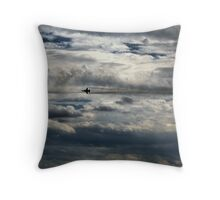 McEntire Jet 6 Throw Pillow