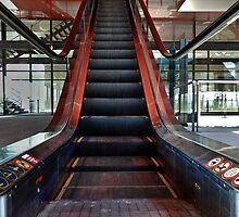 the Escalator by Stephen Burke