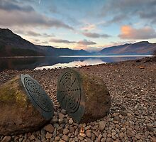 Millenium stones at dawn by Shaun Whiteman
