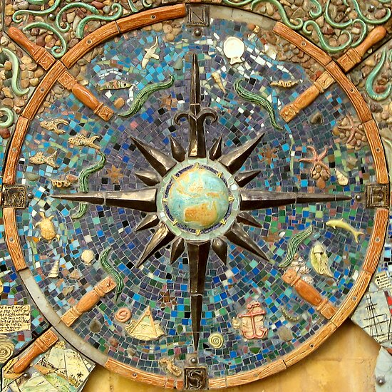 Compass by Shelley Heath