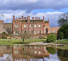 Hodsock Priory by Ray Clarke