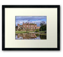 Hodsock Priory Framed Print