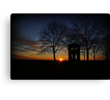 Year's End Canvas Print