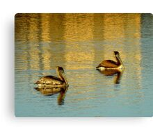 Nature's Favorite ~ Part Three Canvas Print