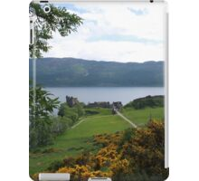 Urquhart Castle iPad Case/Skin