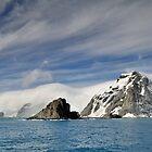 Elephant Island South Shetland Islands Group by Janette Rodgers