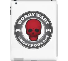 Worry Wart iPad Case/Skin