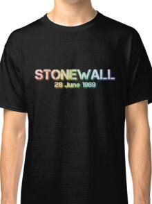 Stonewall - 28th June 1969 [LGBT] Classic T-Shirt
