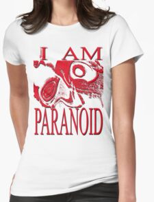 PARANOID red drawing T-Shirt