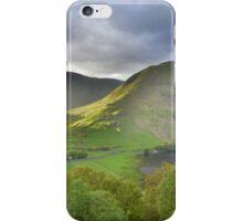 The Lake District: Light on Hartsop Dodd iPhone Case/Skin