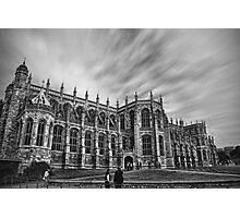 St. George's Chapel - Windsor Photographic Print