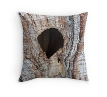 Birdhouse for Rent Throw Pillow
