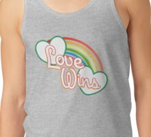 Love WINS #lovewins Tank Top