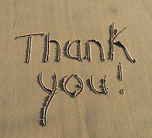 "Thank You! by Lenora ""Slinky"" Regan"