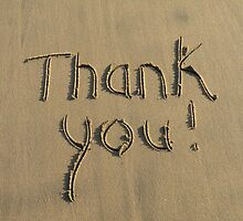 "Thank You! by Lenora ""Slinky"" Ruybalid"
