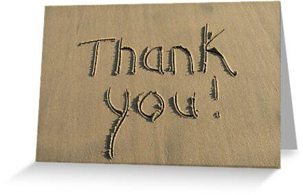 "Thank You! by Lenora ""Slinky"" Ruybalid"