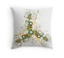Butterfly Net Throw Pillow