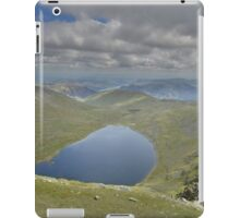 The Lake District: Red Tarn from Helvellyn iPad Case/Skin